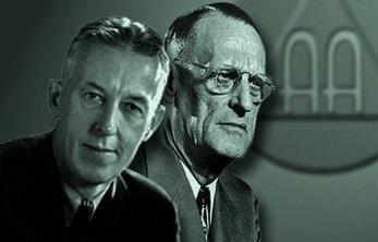Bill Wilson and Dr. Bob Smith